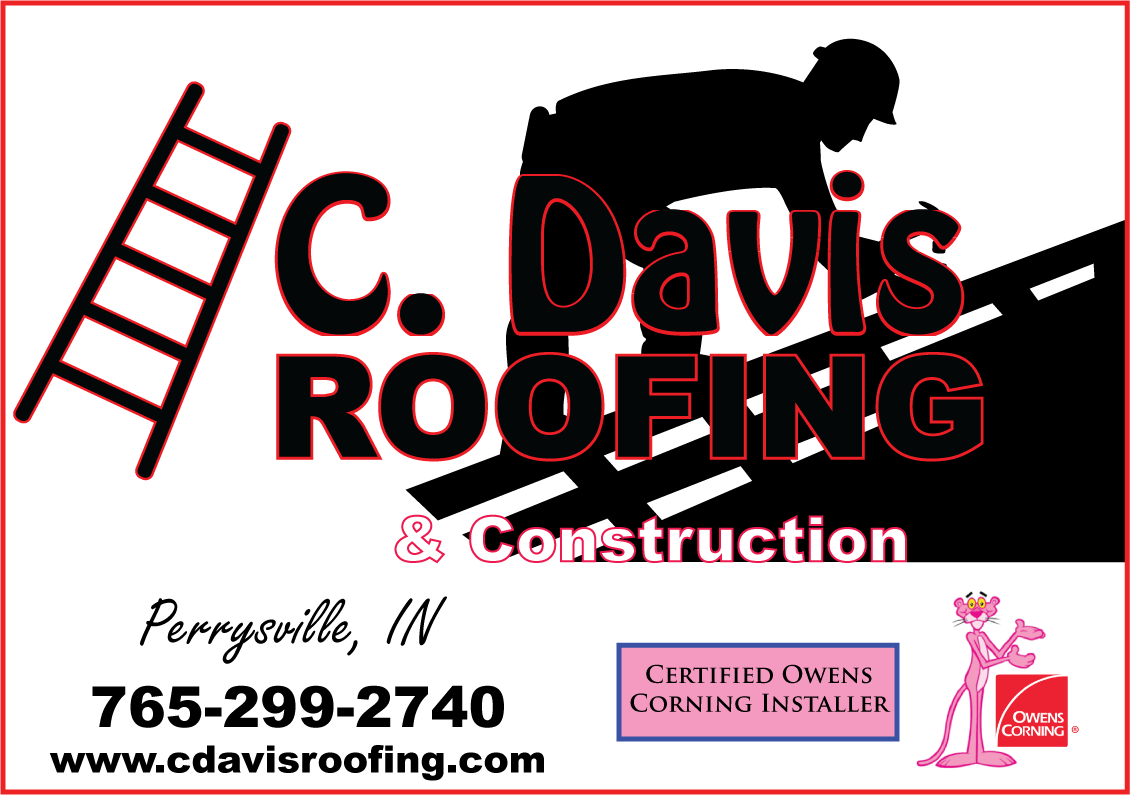 C. Davis Roofing For All Your Roofing Needs